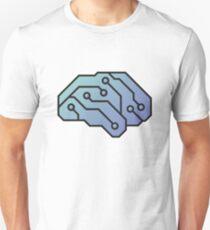 Camiseta unisex Cerebro 2.0