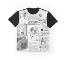 Pride and Prejudice - Pages Graphic T-Shirt