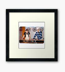 Drake and Josh Sushi Framed Print