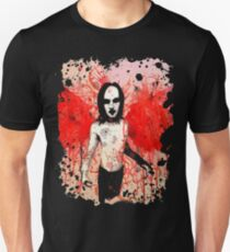 Angel With Scabbed Wings Unisex T-Shirt
