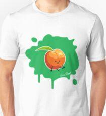 Früchtchen - Pfirsich T-Shirt