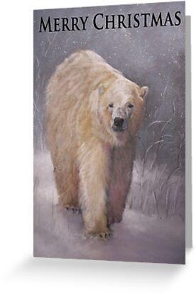 Polar Christmas by Lyn Green