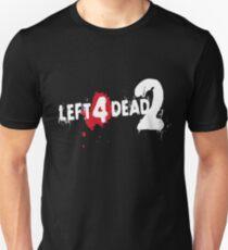 LEFT 4 DEAD 2 LOGO Unisex T-Shirt