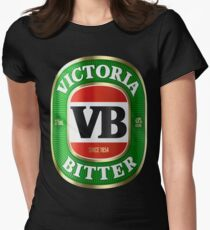VB Womens Fitted T-Shirt