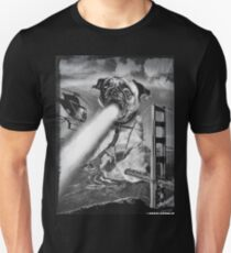 Pugzilla Unisex T-Shirt