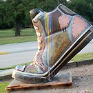 The Big Shoe by Norma Jean Lipert