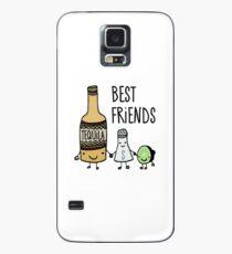 Tequila - Beste Freunde Hülle & Klebefolie für Samsung Galaxy