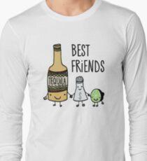 Tequila - Beste Freunde Langarmshirt