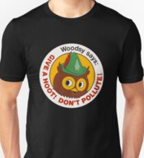 Give a Hoot!  T-Shirt