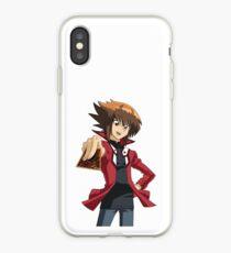 Jaden Yuki iPhone Case