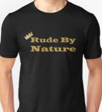 Rude By Nature T-Shirt