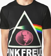 PINK FREUD Graphic T-Shirt