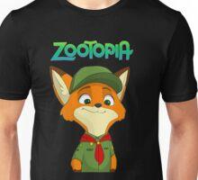 Little Nick Zootopia Unisex T-Shirt