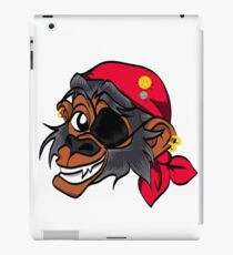 Monkey Pirate iPad Case/Skin