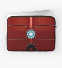Red Body Armor Laptop Sleeve