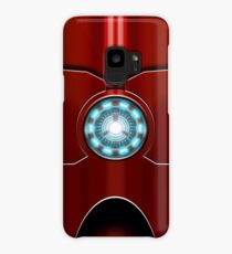 Red Body Armor Case/Skin for Samsung Galaxy