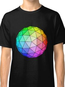 Geodesic Spheres Classic T-Shirt