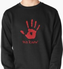 We Know - Dark Brotherhood Pullover