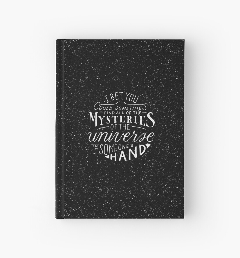 All of the Mysteries of the Universe by Shannelle  C.