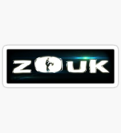 ZOUK Sticker