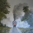 Letting off Steam by andy davis