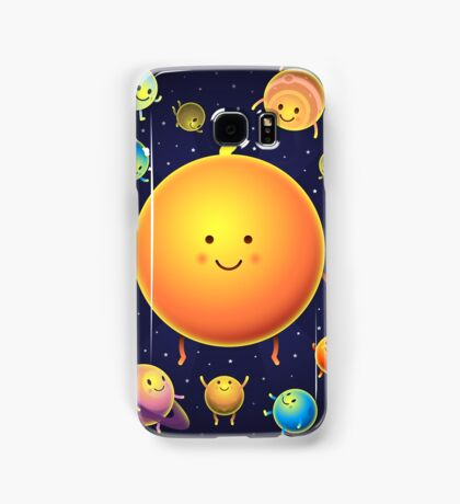 Space Friends Samsung Galaxy Case/Skin