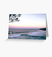 Coolum Beach, Qld Australia Greeting Card