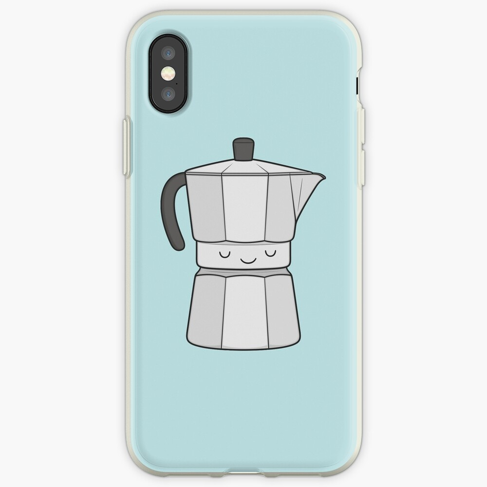 Kaffee iPhone-Hülle & Cover