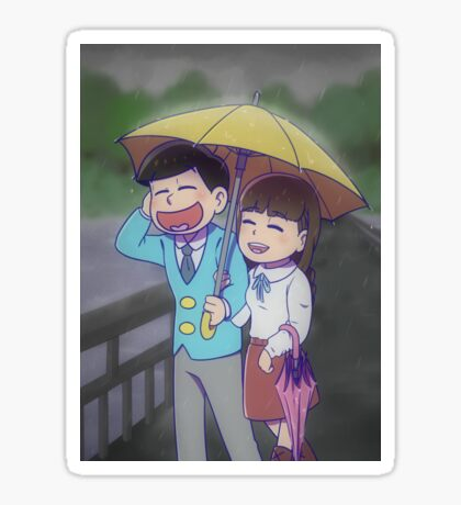 jyushimura Sticker