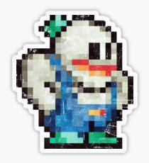 Snow Brothers Blue Sticker