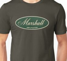 Marshall Amplification Oval Unisex T-Shirt