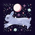 Celestial Bunny  by CarlyWatts