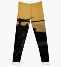 US Army Blackhawk Medic helicopter Leggings