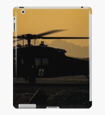 US Army Blackhawk Medic helicopter iPad Case/Skin