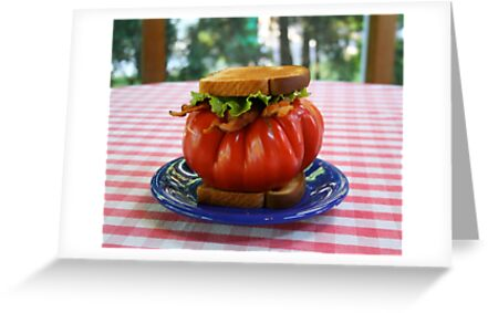 The Tomato Lover's BLT by cinn