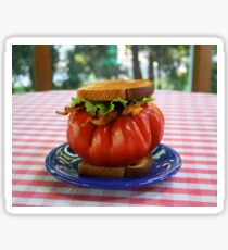 The Tomato Lover's BLT Sticker