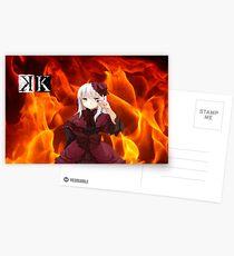Anna Fire Postcards