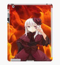 Anna Fire iPad Case/Skin