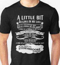 Oncer Fan Song (With Rumple). OUAT. T-Shirt
