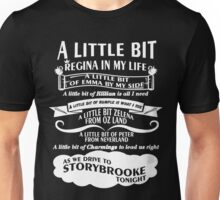 Oncer Song (With Rumple) Unisex T-Shirt