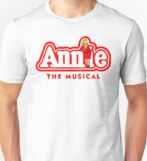 Annie the Musical Unisex T-Shirt