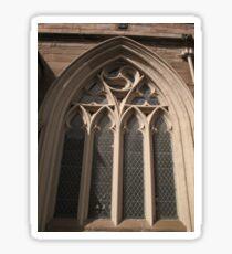St John's Kirk window Sticker