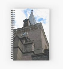 St John's Kirk Perth Spiral Notebook
