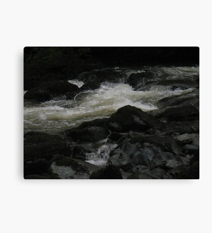 Churning Canvas Print