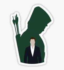 Arrow minimalist Sticker