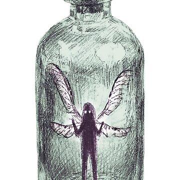 Fairy Jar  by babswebb