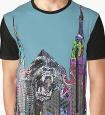 New York Graffiti Graphic T-Shirt