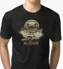 Mr Fusion - variant Tri-blend T-Shirt