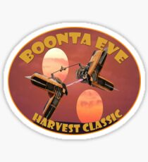 Boonta Eve Harvest Classic podrace Sticker