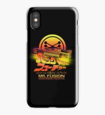 Mr Fusion  iPhone Case